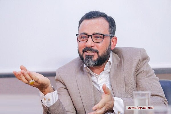 """النجباء: مدرسة الإمام الخميني هي التي هزمت أميركا و """"الاحتلال"""""""