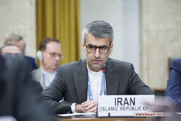 مسؤول إيراني: جميع شعوب المنطقة تعتبر تحررها من ربقة داعش رهنا بتضحيات القائد سليماني