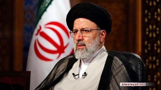 السيد رئيسي لـ هنية والنخالة: إيران مستمرة في دفاعها عن فلسطين ودعم شعبها