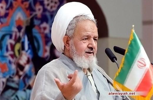 حجة الإسلام سعيدی: قائد الثورة غيّر موازين الحرب بحكمته وإيمانه بالناس
