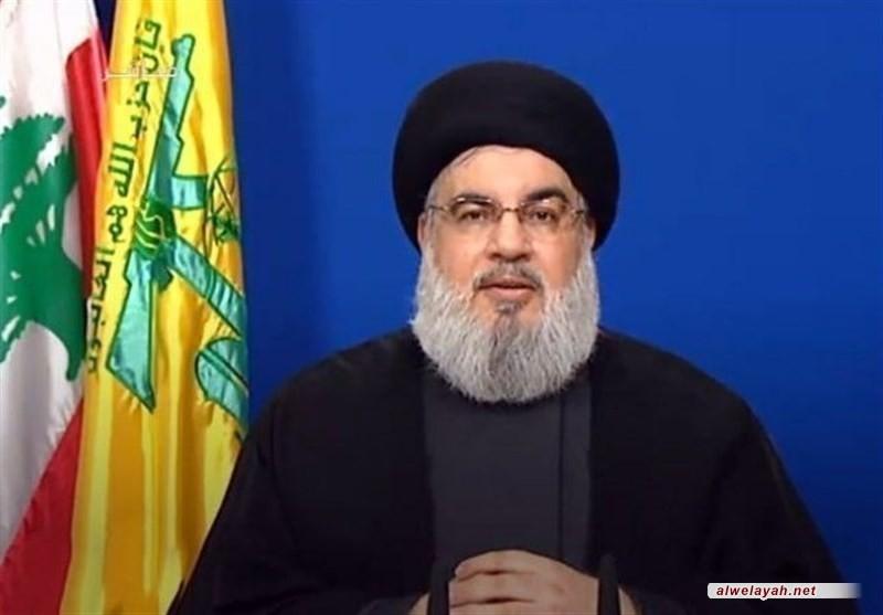 السيد نصر الله: الشيخ قبلان كان سنداً قوياً للمقاومة في لبنان حتى النفس الأخير
