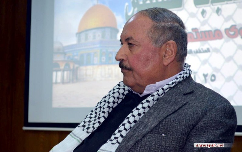 معركة سيف القدس شكلت صفعة استراتيجية للكيان الصهيوني والمطبعين