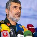 العميد حاجي زاده: أقوى صاروخ اليوم هو تصويت الشعب في الانتخابات