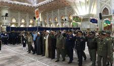 قادة الجيش الإيراني يجددون العهد مع مبادئ الإمام الخميني (ره) والثّورة الإسلامية
